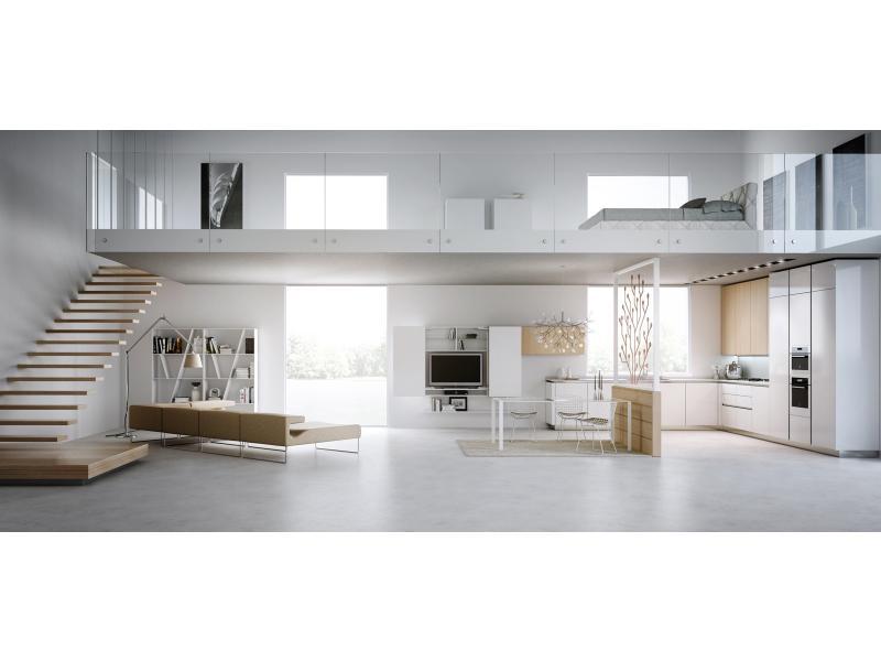 Conceptos de dise o para lofts for Programas de diseno de espacios